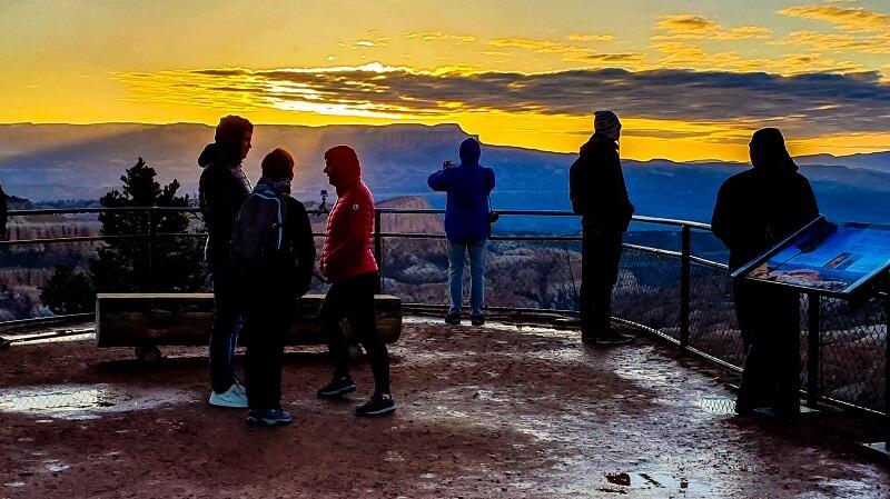Bryce Canyon Sunrise - Page, Arizona, Antelope Canyon, Horseshoe Bend - Grand Canyon