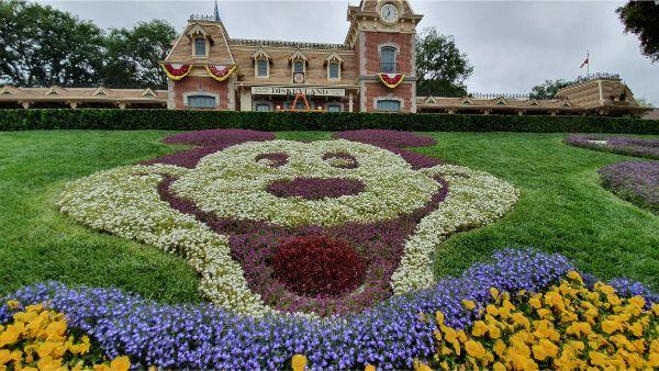 Disneyland, Park California - 1-Day Park Hopper