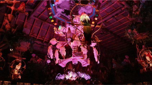 Enchanted Tikki Room