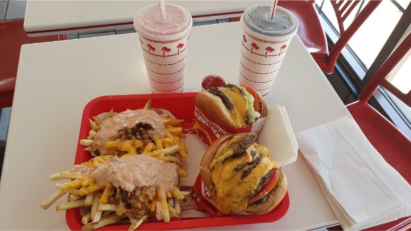 In and out feast