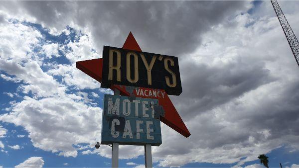 Route 66 Amboy Roy's