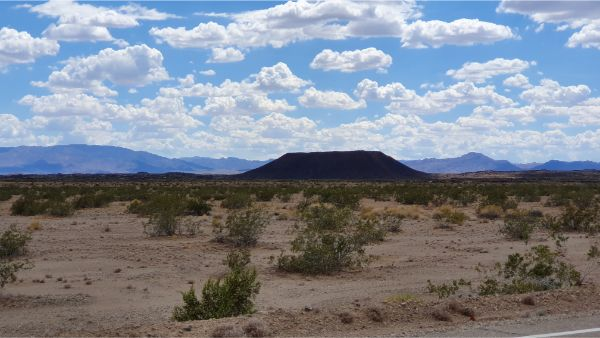 Route 66 Amboy Crater