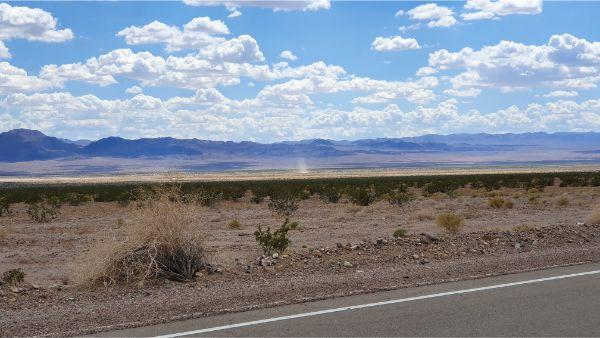 Route 66 Amboy Dust Devils