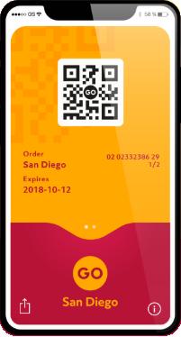San Diego Go Pass Mobile