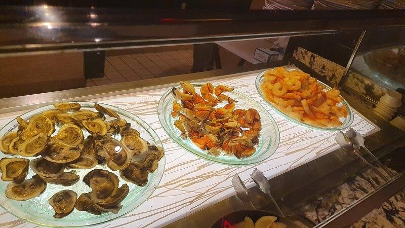 SterlingBrunch Cold Seafood