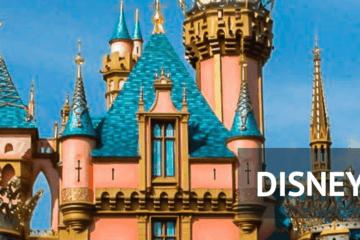 Disneyland Header