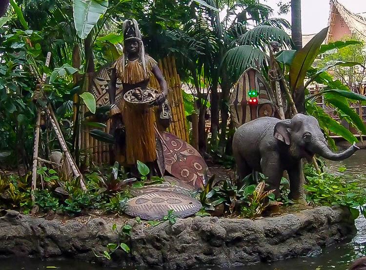 Jungle Cruise Disneyland California Review
