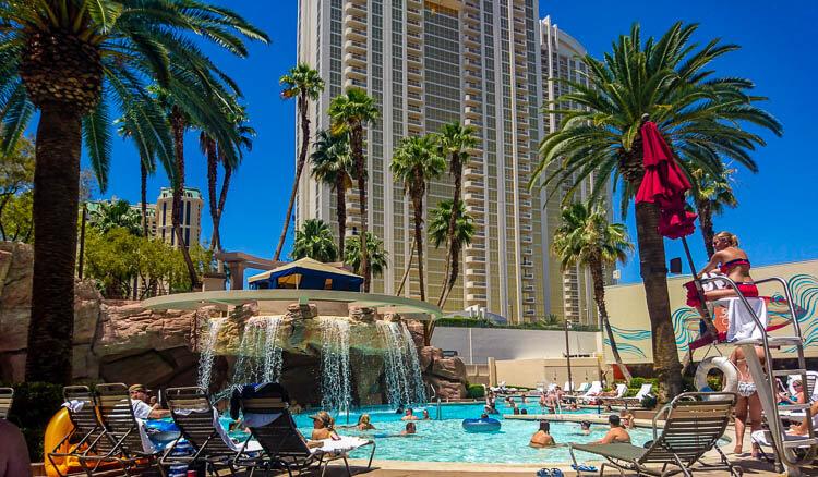 Las Vegas Weather in July