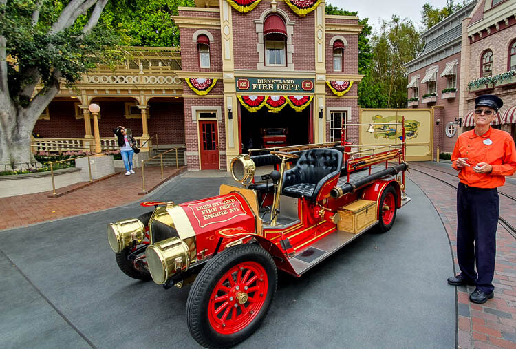Main Street vehicles fire
