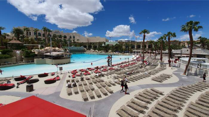 Mandalay Bay Beach
