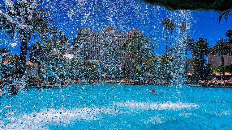 Mirage Pool falls