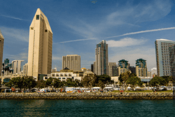 San Diego Header