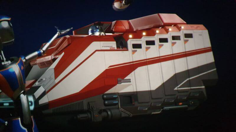 Disneyland Star Tours The Adventures Continue Starspeeder1000