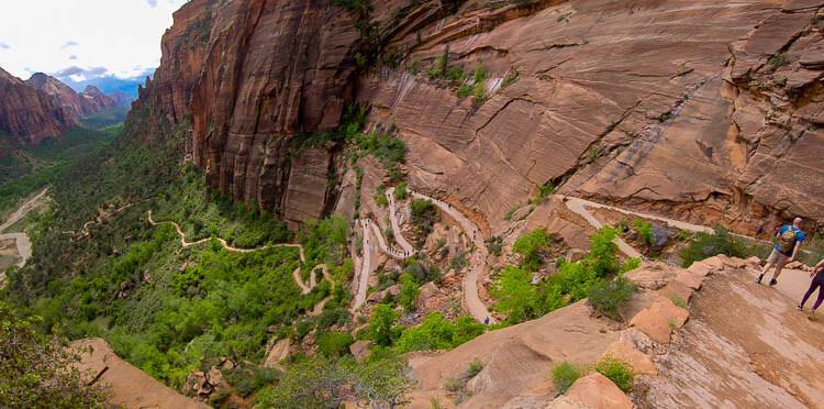 Angels Landing Zion Climb