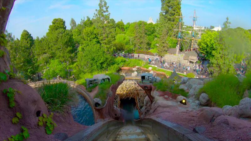 Splash Mountain Review