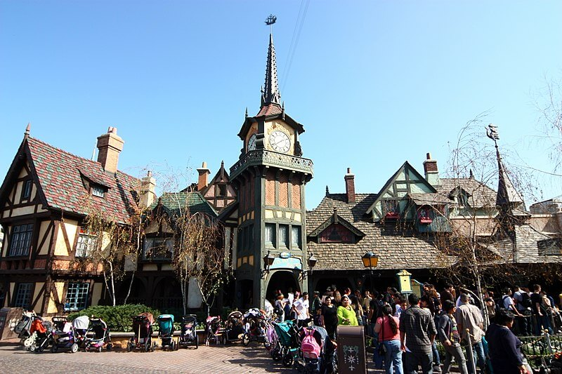 Peter Pans Flight Review - Disneyland California