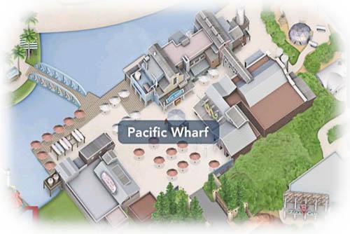 DCA Pacific Wharf