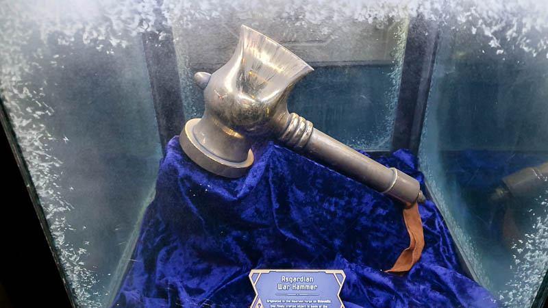 Asgardian Hammer