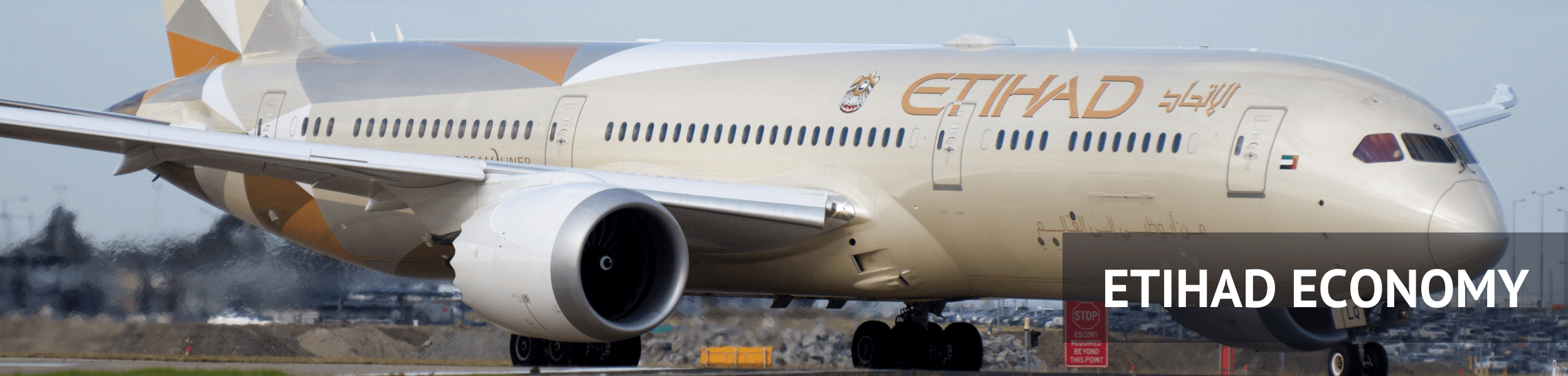 Etihad 787-10 Economy Review