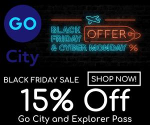 Go City Black Friday Offer
