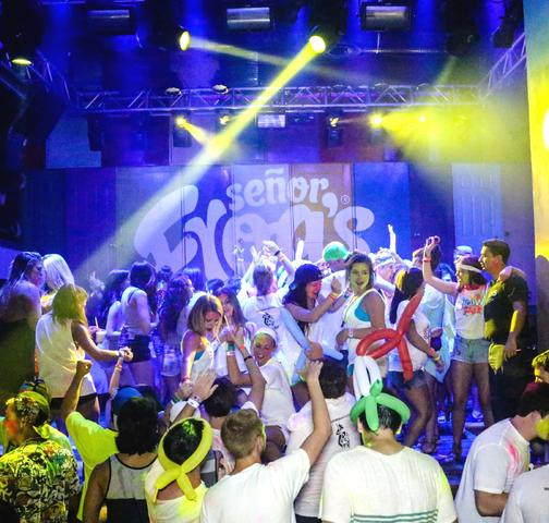 Go Cancun Pass senor Frogs