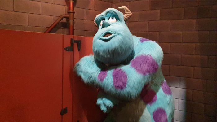 Monsters, Inc. Mike and Sulley to the Rescue Review