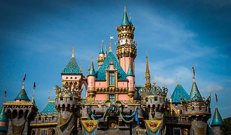 Visiting Both Disneyland Parks in One Day
