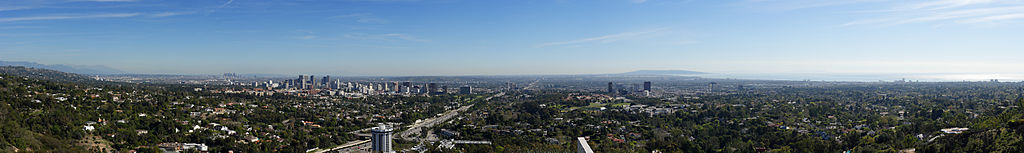 Los Angeles from Getty