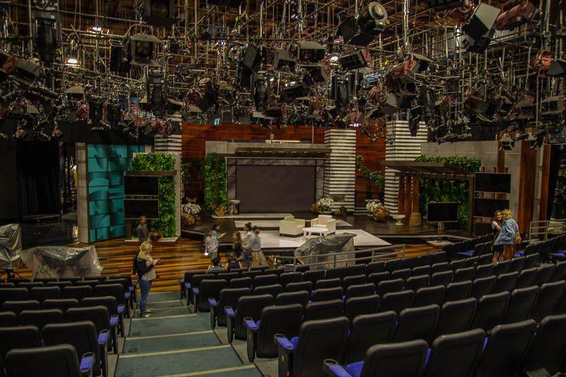 Live Ellen Show