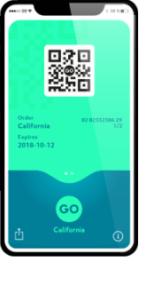 Go California pass