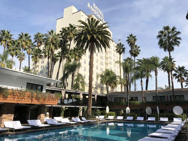Hollywood Roosevelt LA