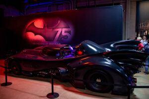 Warner Bros- Batmobile