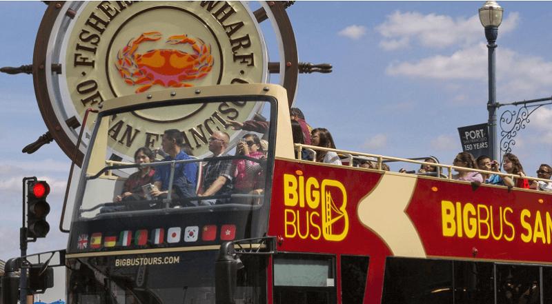 Big Bus Tour San Francisco