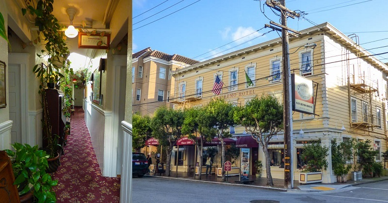Where to Stay in San Diego on a Budget - San Remo hotel