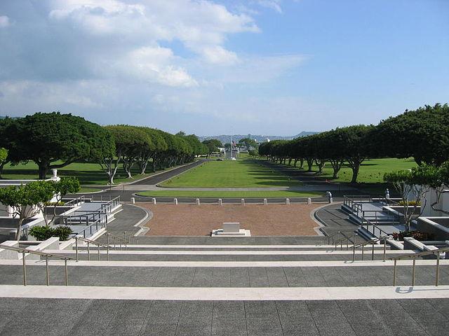 Punchbowl National Memorial