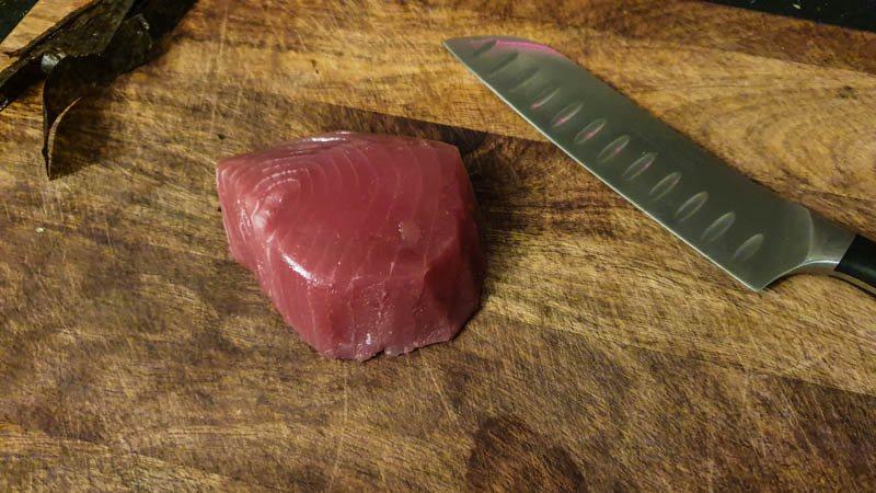 Poke Recipe Ahi-Tuna