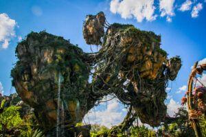 Floating Mountains Pandora Animal Kingdom
