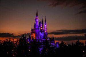 Cinderellas Castle Magic Kingdom
