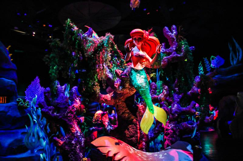 Ariel under the Sea Adventure