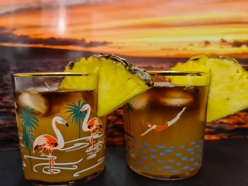 Traditional Hawaiian Mai Tai Recipe