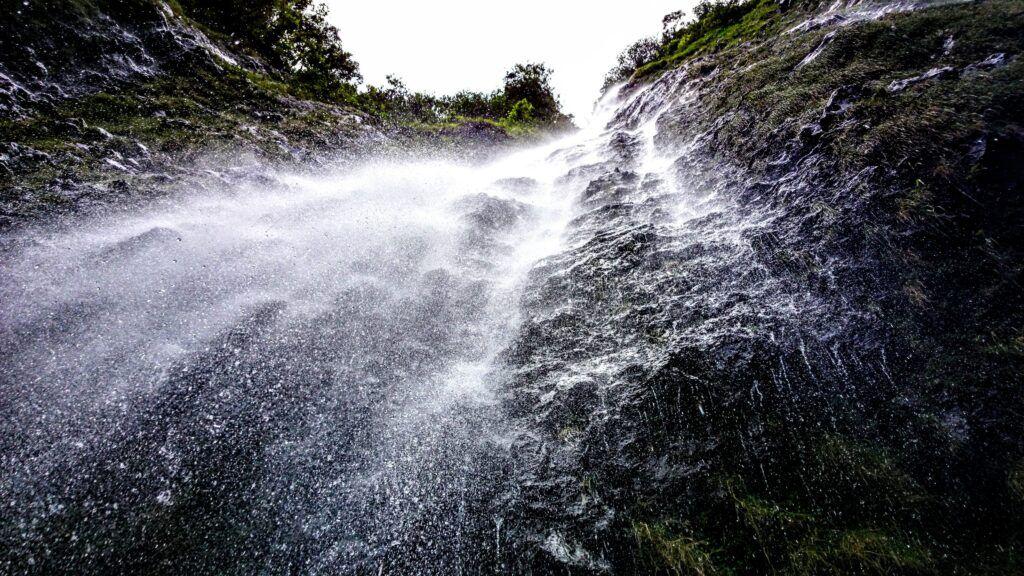 Pipiwai Trail in Waimoko Falls