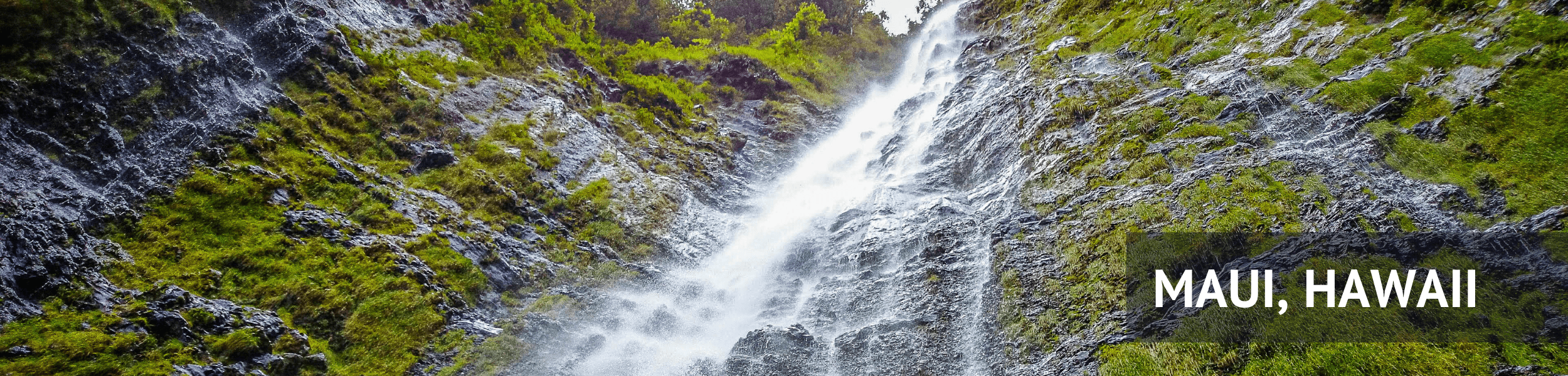 Maui Hiking Header