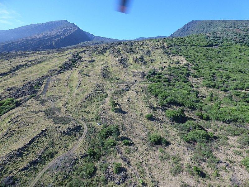 Kaupo Gap Trail