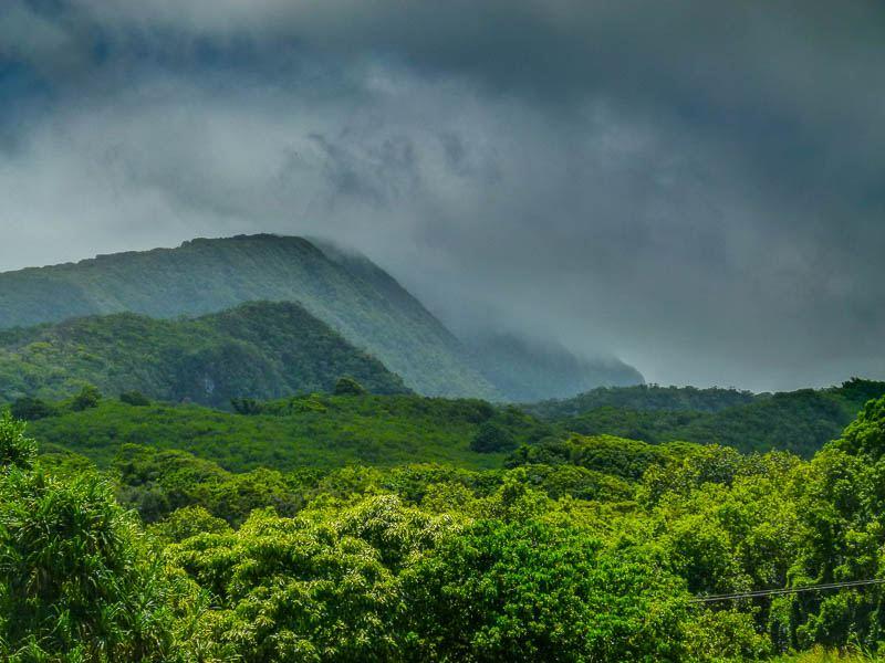 Pipiwai Mountains