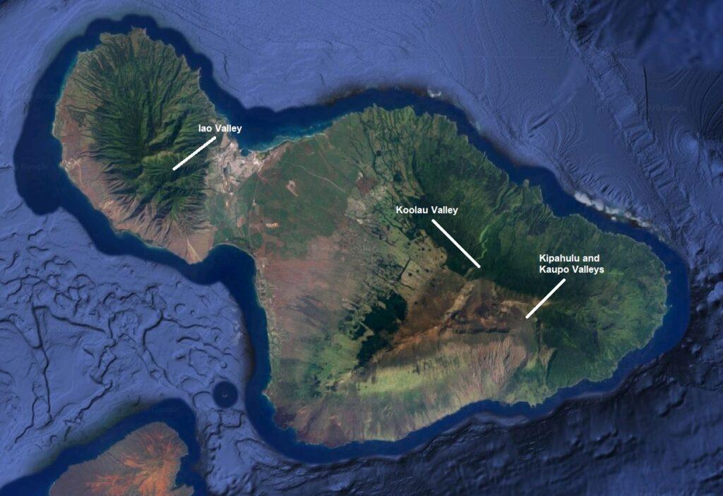 Haleakala Aerial