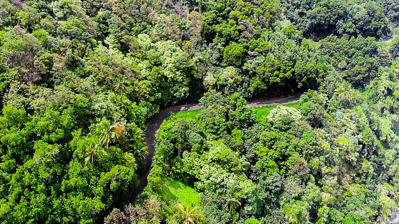 How Scary is the Road to Hana Really?