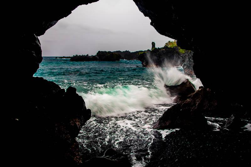 Waianapanapa Sea Cave