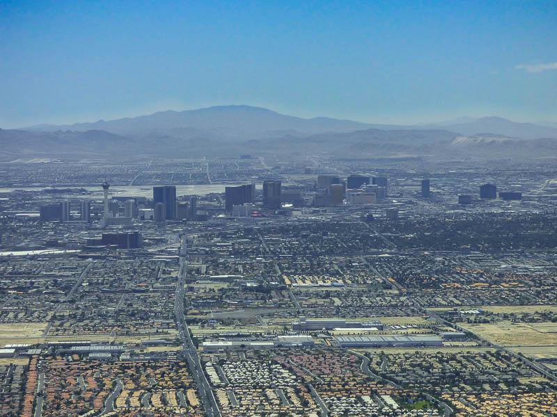 Las Vegas out of North Las Vegas Airport