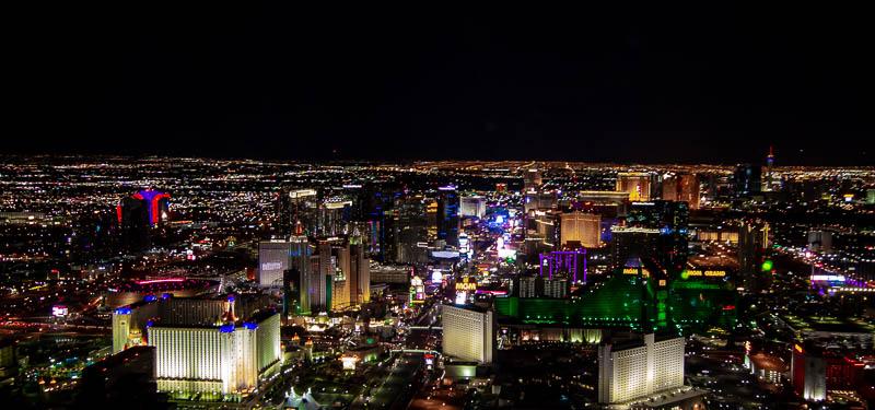 Las Vegas strip helicopter