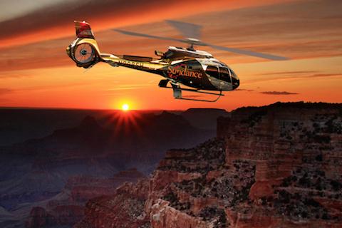 grand canyon tour Sundance